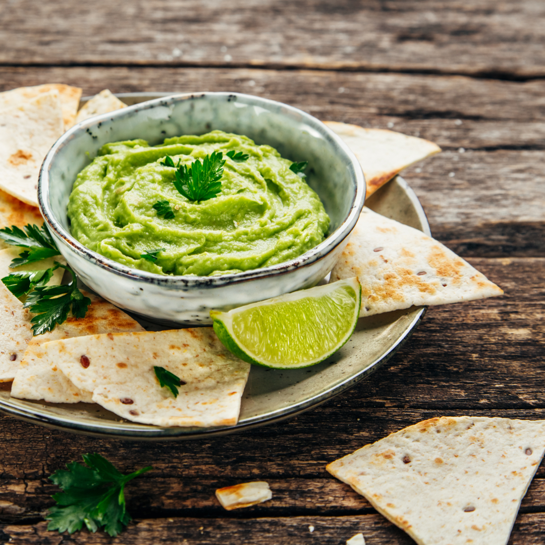 Spicy Avocado Dip Recipe