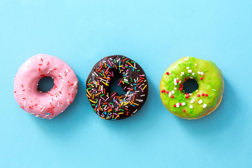 national donut day recipes